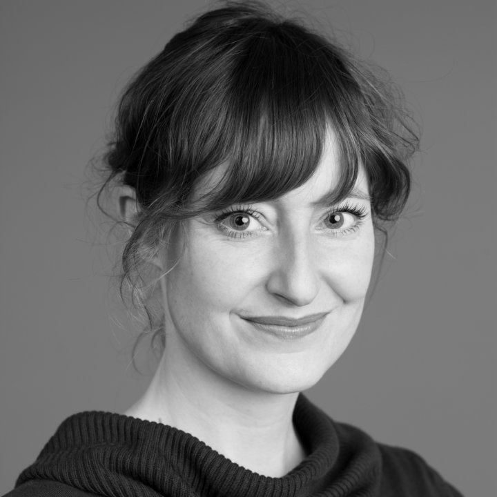 Portrait von Claudia Wuestenhagen