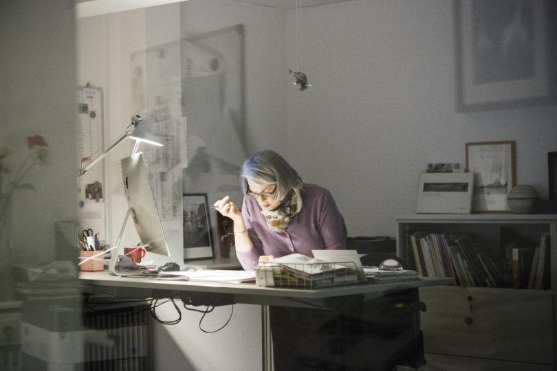 Anna von Münchhausen, Textchefin Inhalte/Leserbriefe