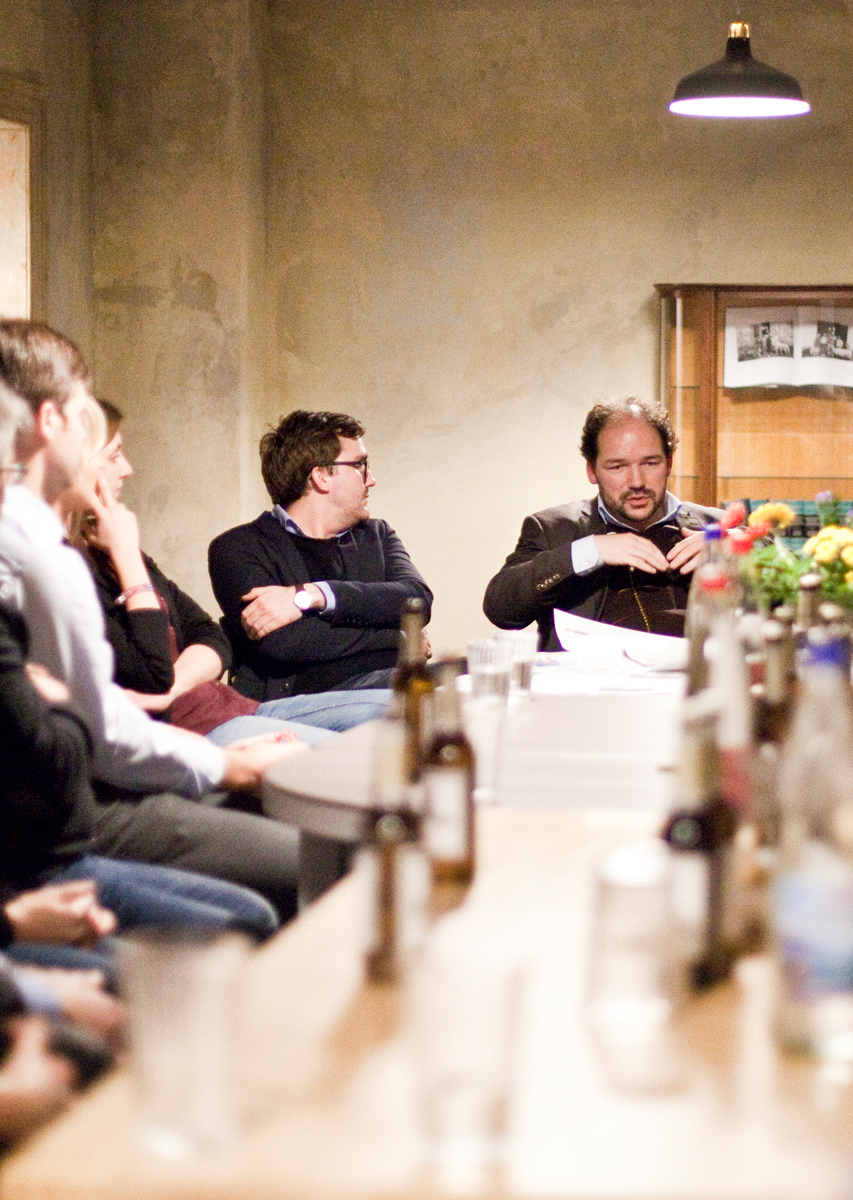 Der Redaktionsbesuch in Leipzig