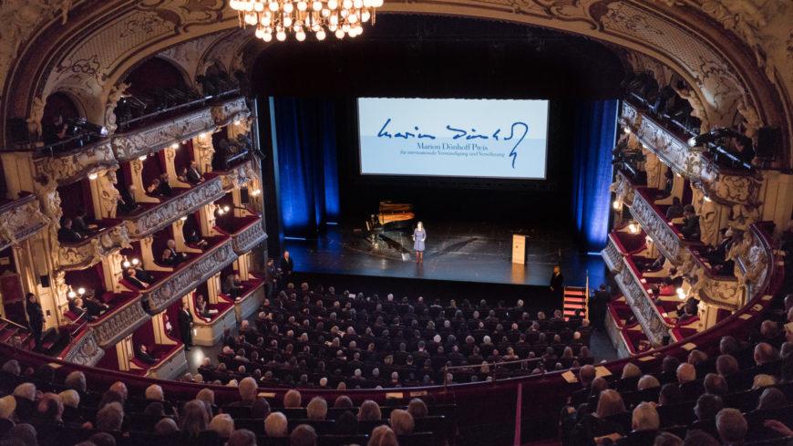 Marion Doenhoff Preis 2017