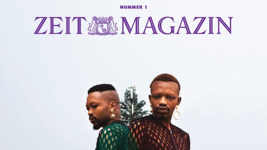 Das erste ZEITMagazin 2018