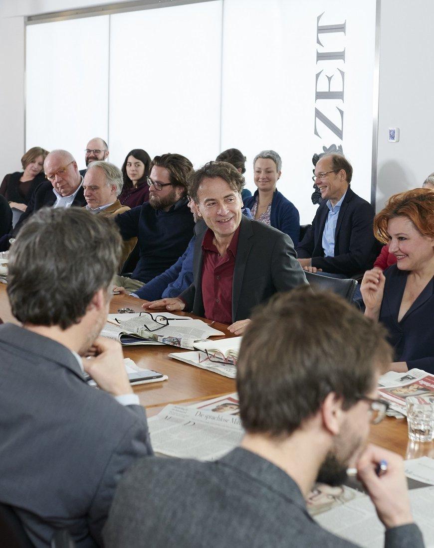 ZEIT-Konferenz