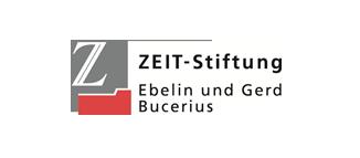 Das Logo der ZEIT-Stiftung Ebelin und Gerd Bucerius