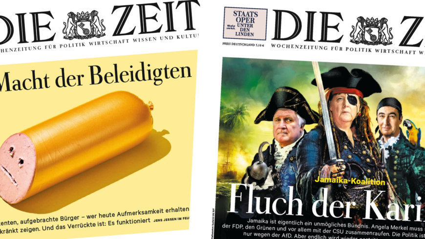 """Der Podcast für Freunde der ZEIT """"Die Geschichte hinter der Geschichte"""""""