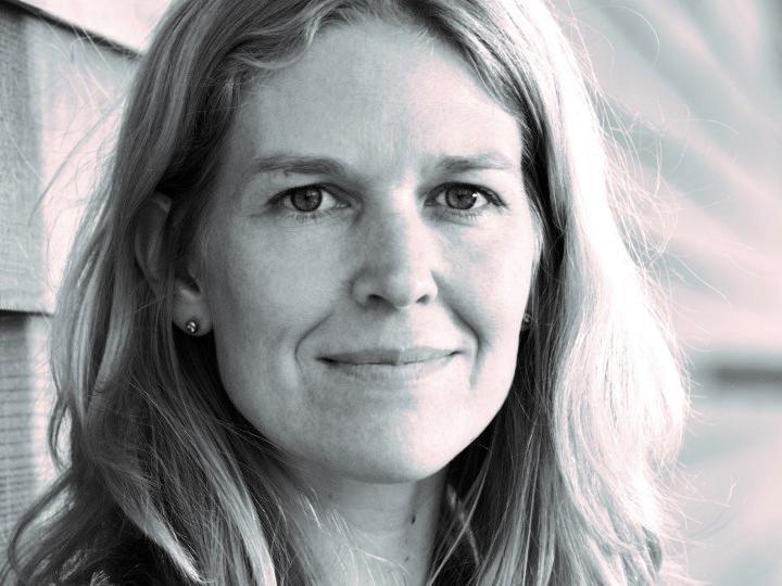 Die Geschäftsführerin von VAUDE, Antje von Dewitz