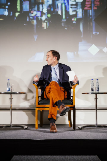 Ressortleiter der Wirtschaft Uwe Jean Heuser