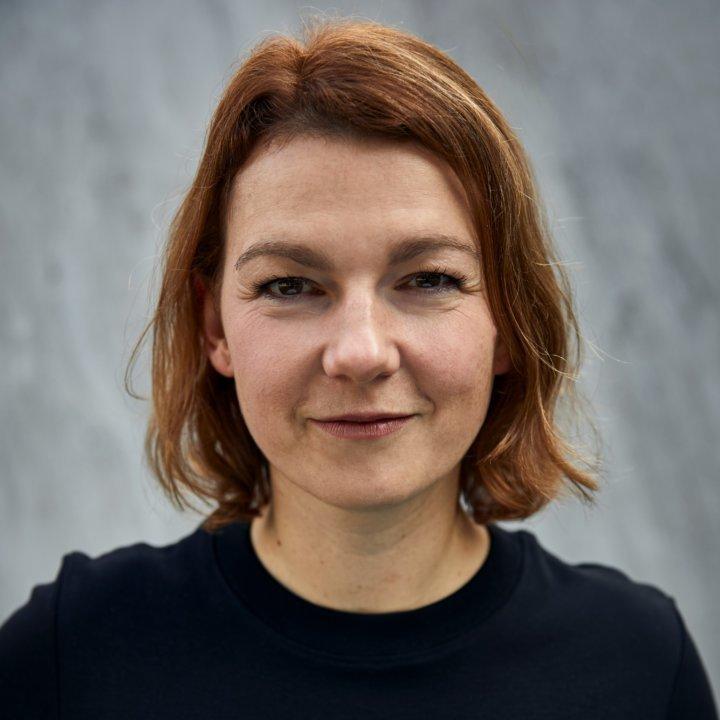 Portrait Lina Kirstgen