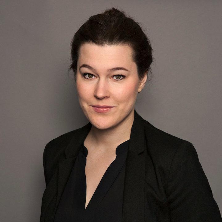 Portrait Valerie Nebe