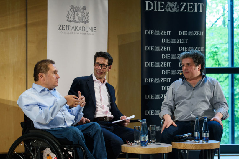 Künstliche Intelligenz Onur Güntürkün und Oliver Brock im Gespräch mit Ulrich Schnabel