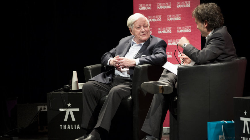 Was ich noch sagen wollte Helmut Schmidt