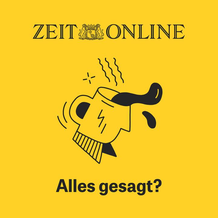 AllesGesagt Podcast Logo
