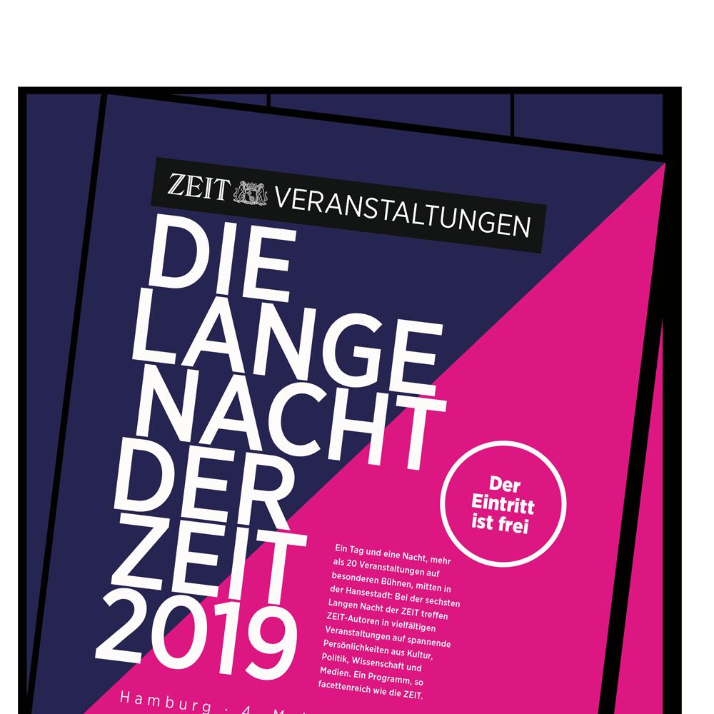 Lange Nacht der ZEIT 2019