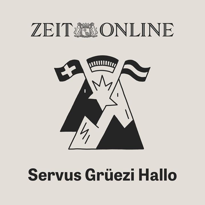 ServusGrueziHallo Podcast Logo