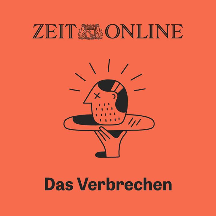 ZEIT Verbrechen Podcast Logo