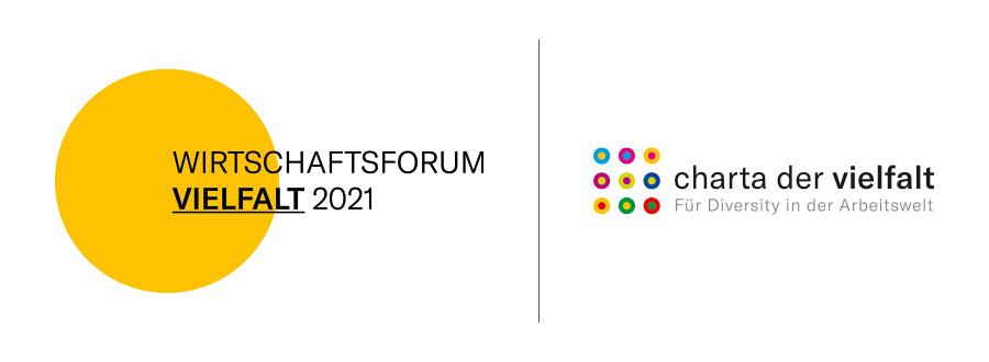 Sprecher im Rahmen des Wirtschaftsforums Vielfalt am 2. März 2021
