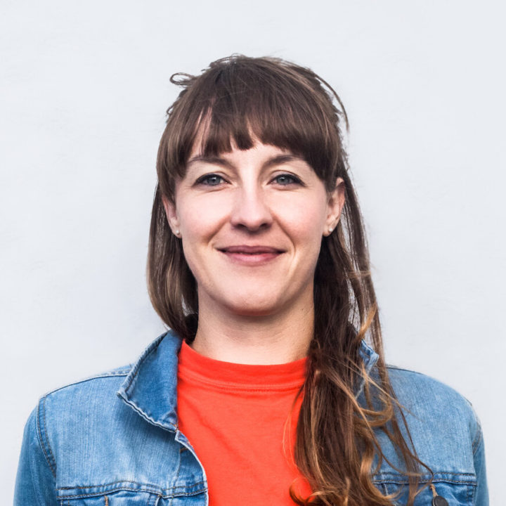 Porträt von Lilli Landmann