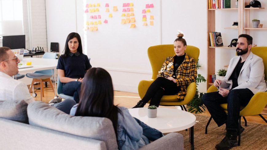 Was ist das Büro der Zukunft, wenn die Wissensarbeiter zunehmend per remote arbeiten?