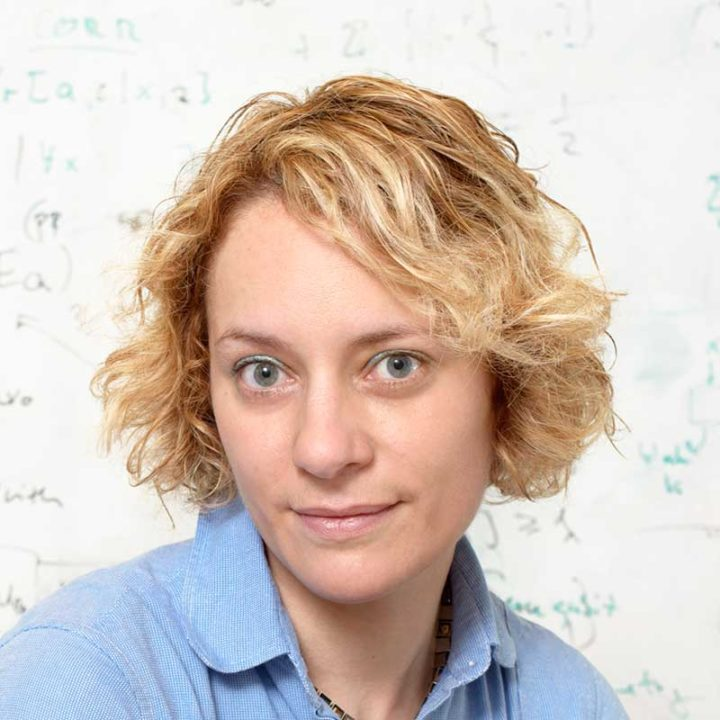 Prof. Dr. Stephanie Wehner